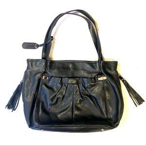 B. MAKOWSKY Genuine Leather Black Purse! ❤️